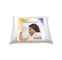 Comfortable adjustable water based pillow. Sold at In Balance Family Chiropractic & Wellness Centre.